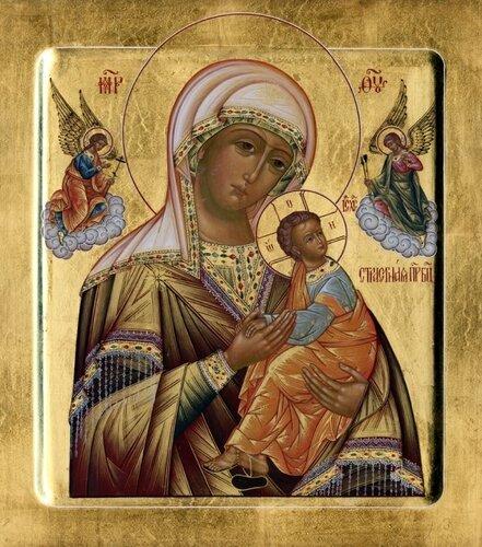 Икона Божией Матери «Страстная»