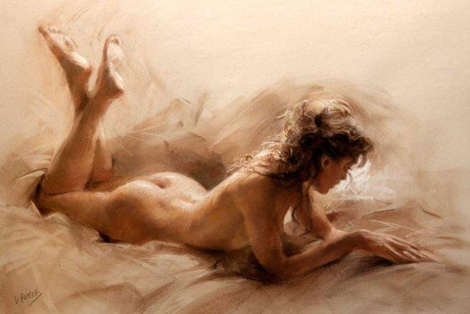 Висенте Ромеро Редондо: картины маслом
