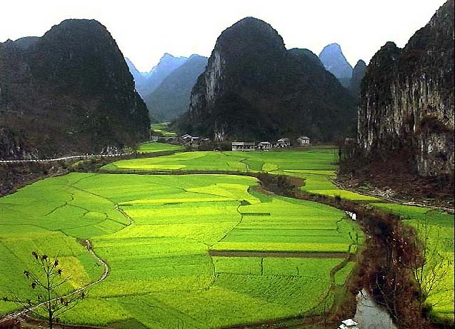 Удивительный Китай (красивое фото)