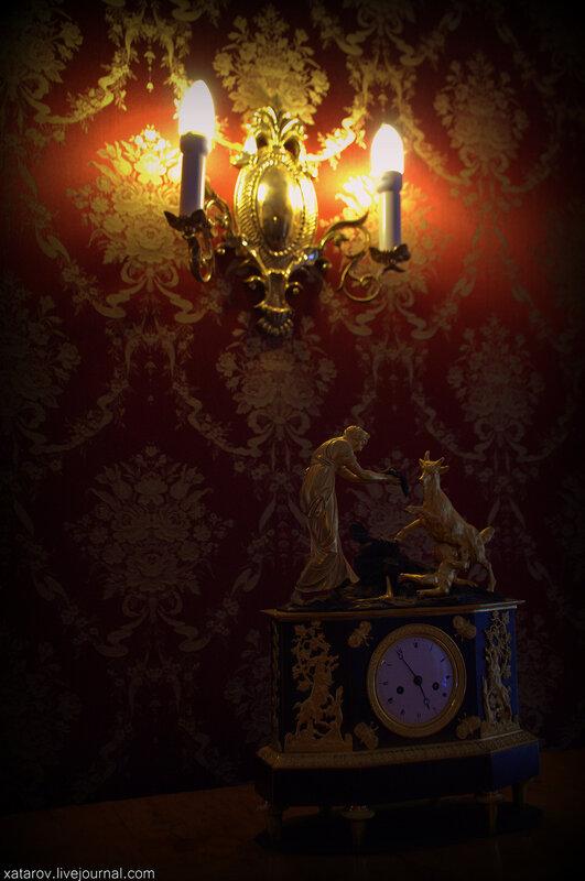 Государственный историко-культурный и природный музей-заповедник Хмелита. Бывшая усадьба дворян Грибоедовых