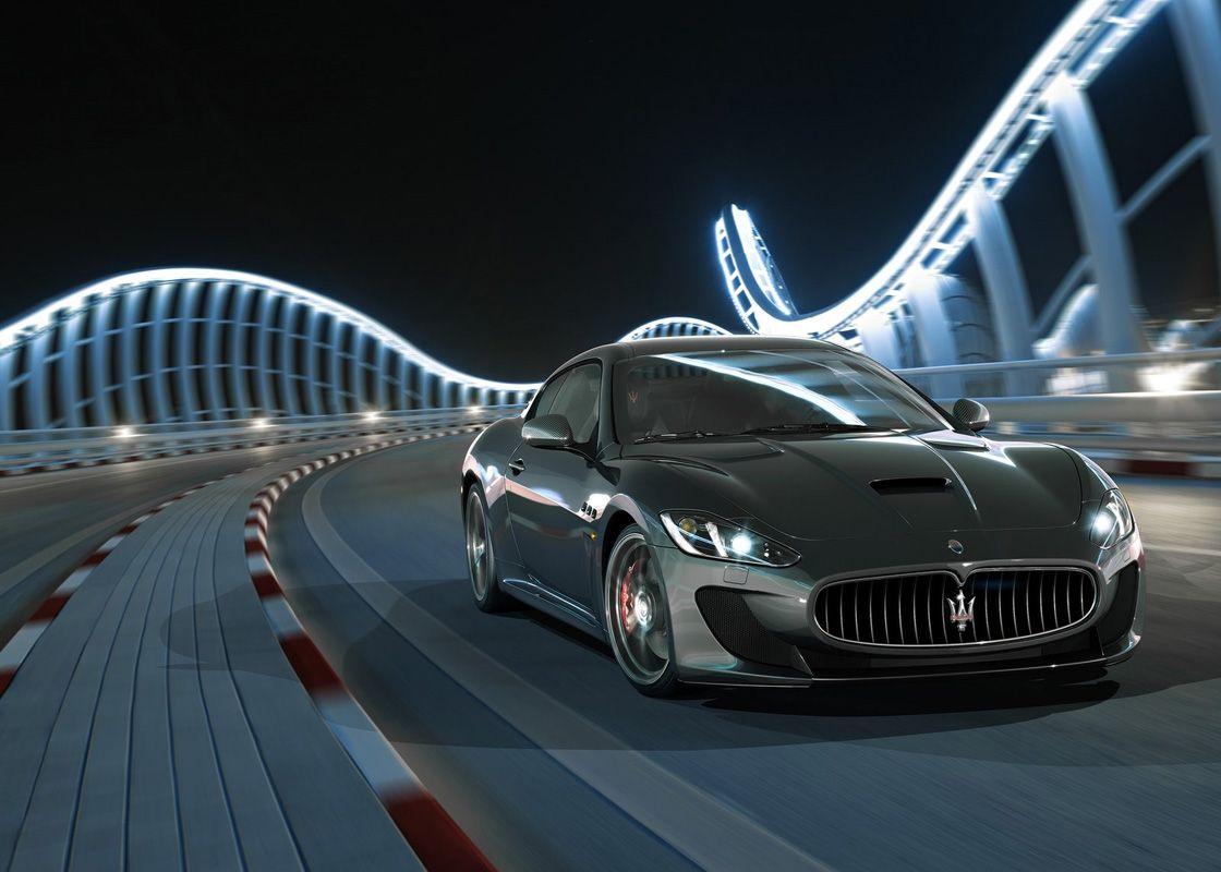 Новый монстр от Maserati (12 фото)