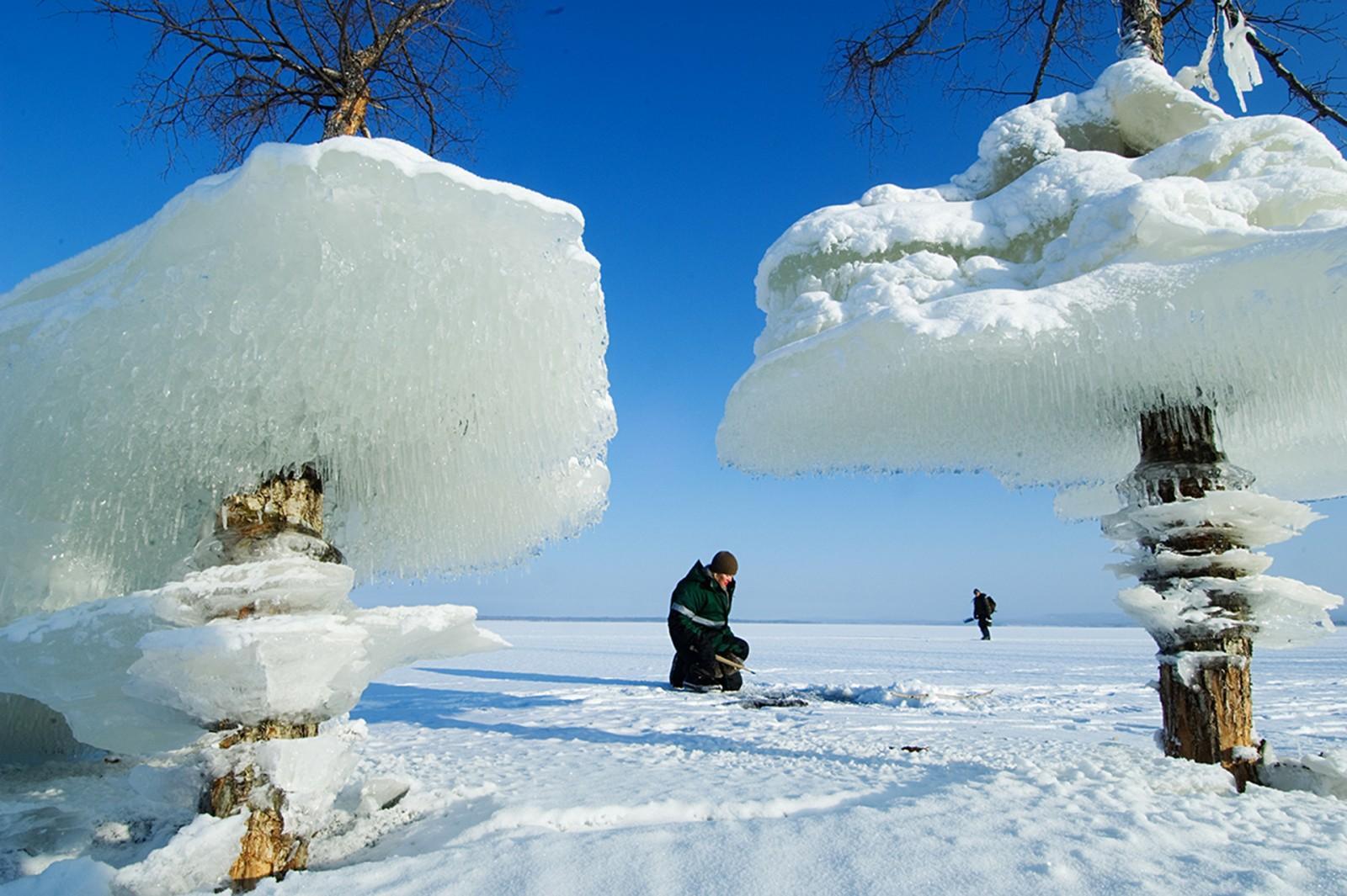 Фото: Александр, «Ледовые фантазии»