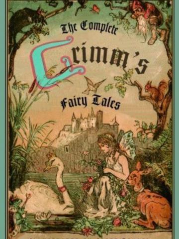 Книга Grimms Fairy Tales