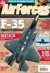 Журнал Air Forces Monthly №1 2012