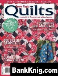 Журнал Down Under Quilts №111, August 2007 pdf 29,9Мб