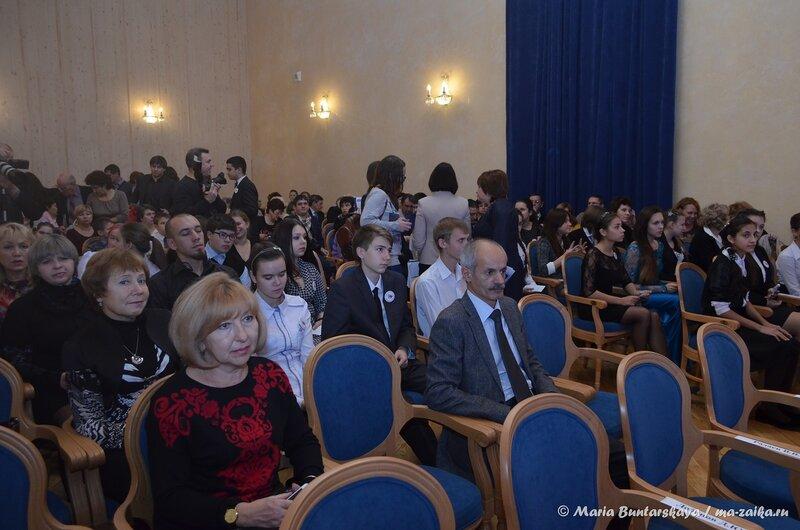 Гала-концерт участников VI Межрегионального фестиваля 'Молодые таланты России', Саратов, филармония, 23 октября 2014 года