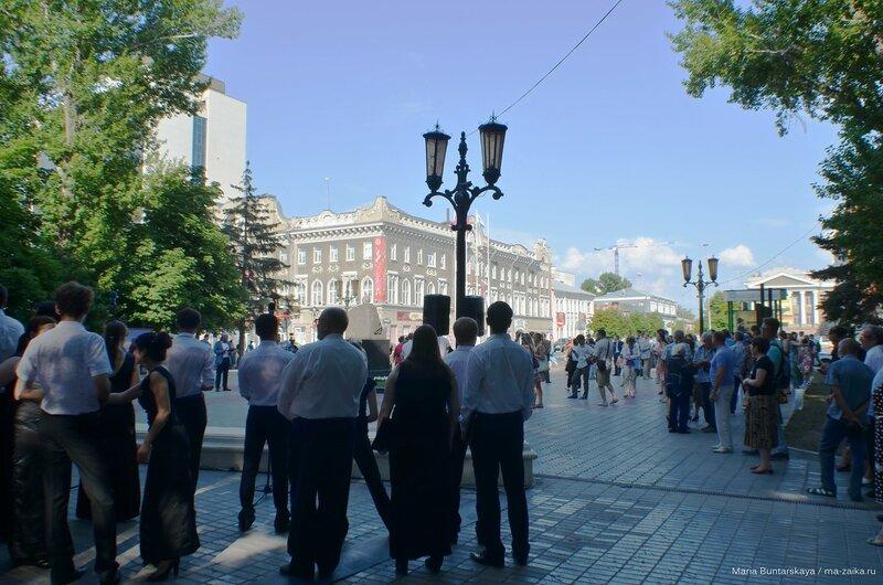 Величие Российской империи, Радищевский музей, 25 июня 2015 года