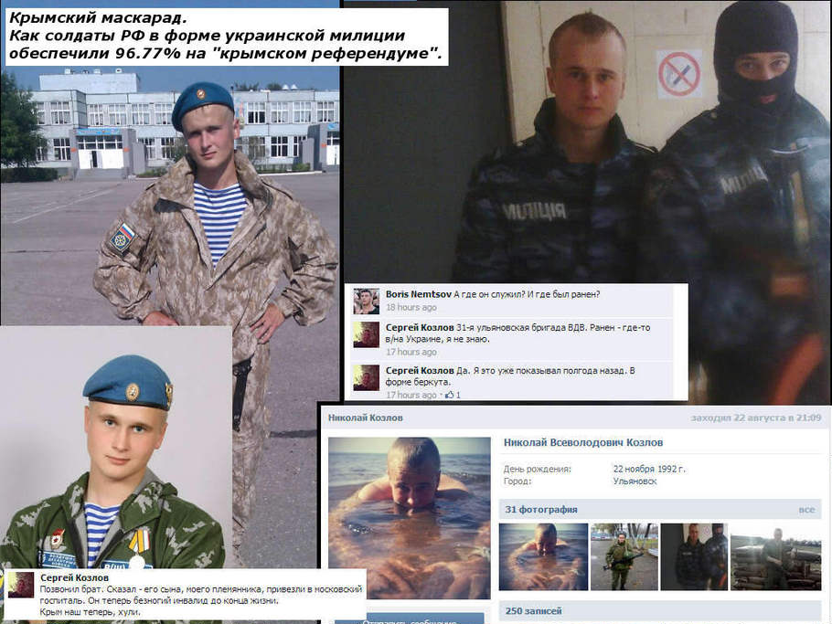 Николай козлов гомосексуалист