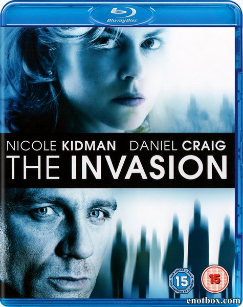 Вторжение / The Invasion (2007/BDRip/HDRip)