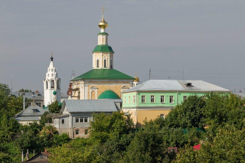 Георгиевская церковь, Владимир