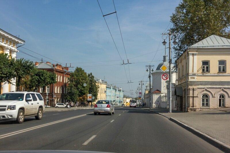 Большая Московская улица, Владимир