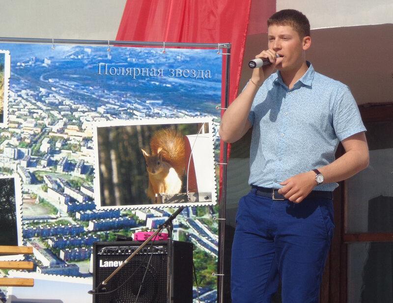День металлурга-2014 в Оленегорске