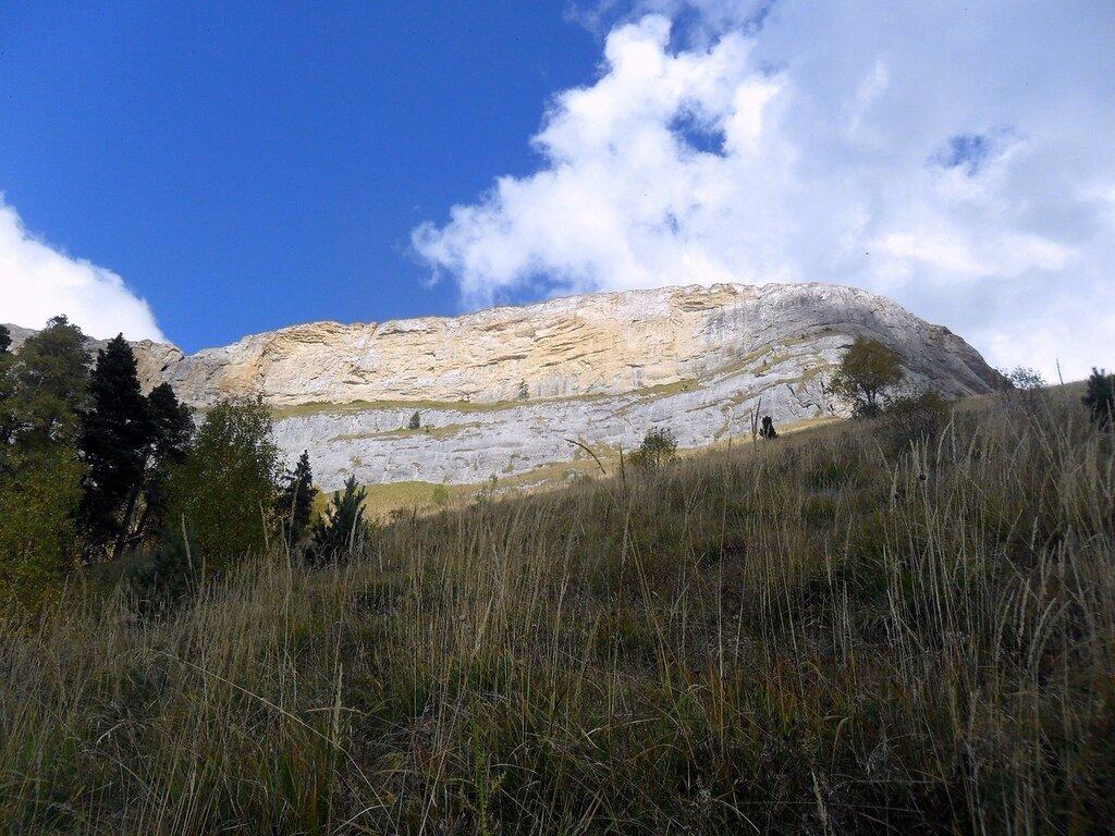 Поход на Тхач, Кавказ