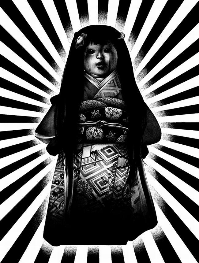 Сумасшедшие рисунки японского художника Shohei Otomo (55)