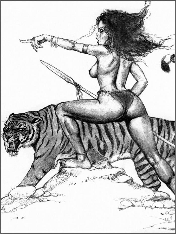 Правдивые истории из жизни девушек - дикарок (1)