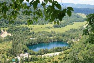 Черекском район, Кабардино-Балкария, НИЖНЕЕ ОЗЕРО - одно из 5-ти Голубых озёр.jpg