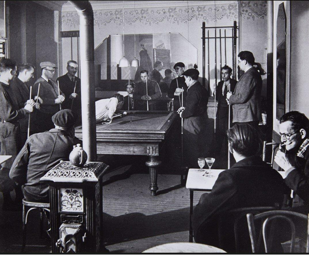 1950. Игра на курицу. Монруж