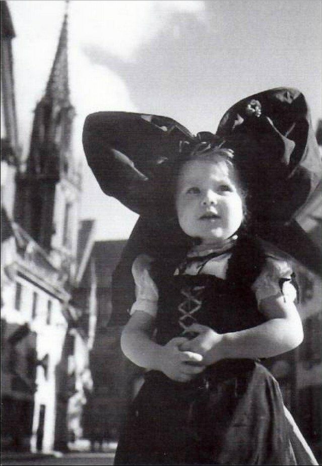 1945. Праздничный день в Эльзасе
