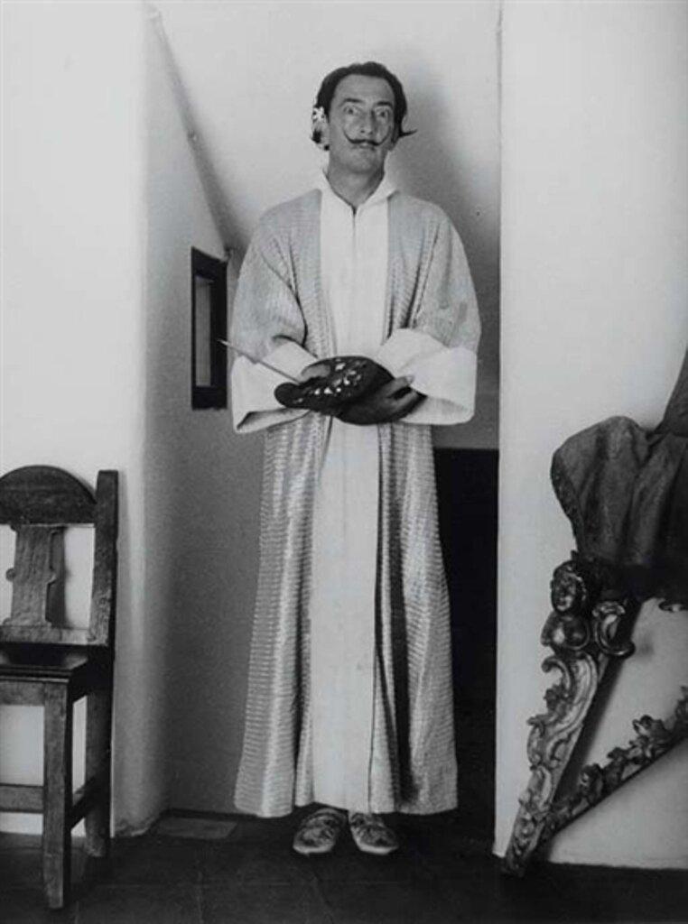 1955. Сальвадор Дали