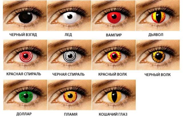Посоветуйте хорошие цветные линзы для глаз форум womanru