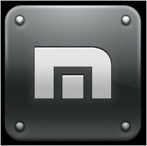 Логотип Maxthon Fast Pioneer Browser