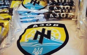 За продажу футболок с эмблемами «Азова» заведено дело