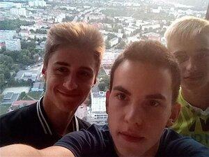 Молодёжь из Польского дома во Вроцлаве. Проект Юные лидеры