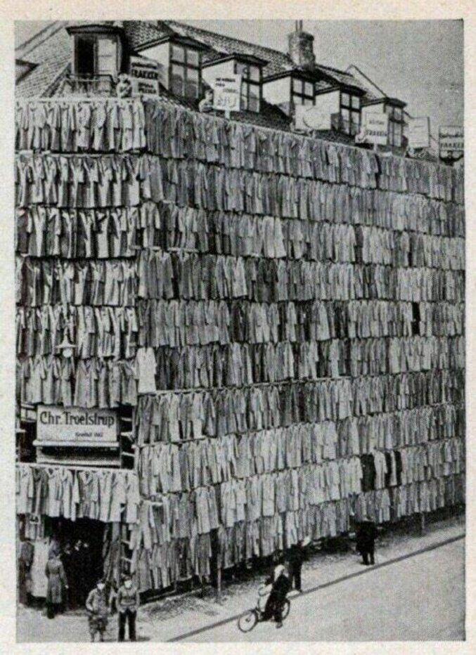 Большая распродажа пальто. Копенгаген, 1936 г.jpg