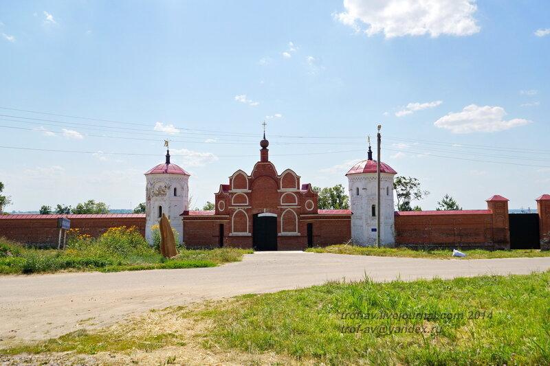 Троицкий Рождества Богородицы Оптин монастырь, Болхов