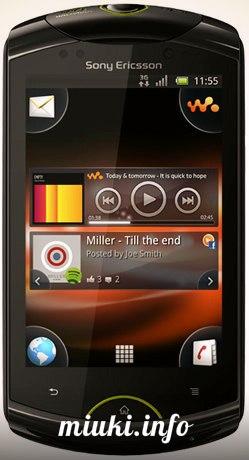Особенности смартфона Sony Ericsson Live