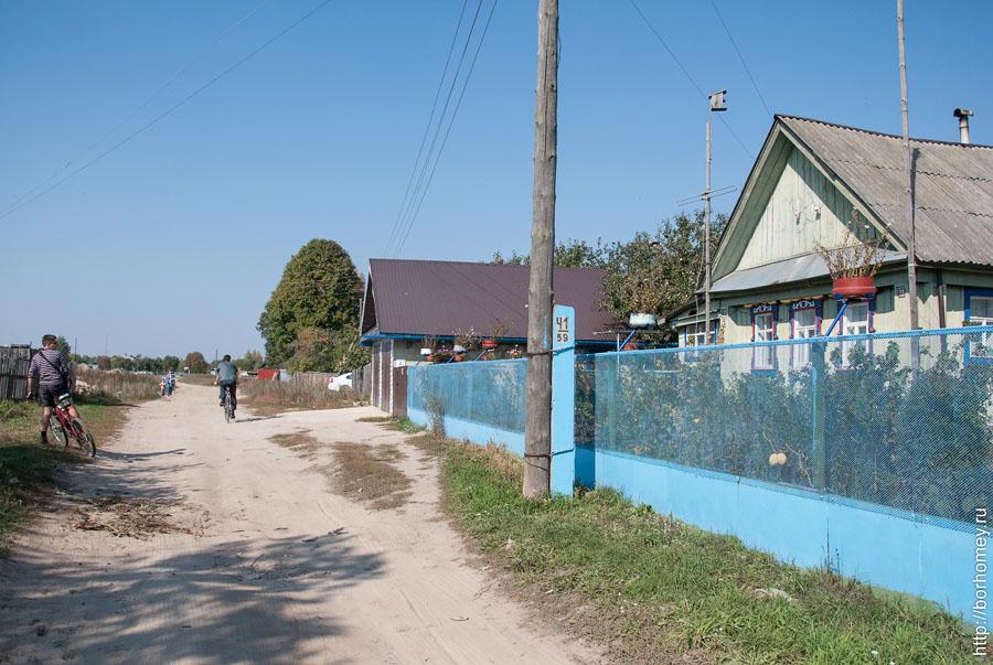 поселок Путь Ленина