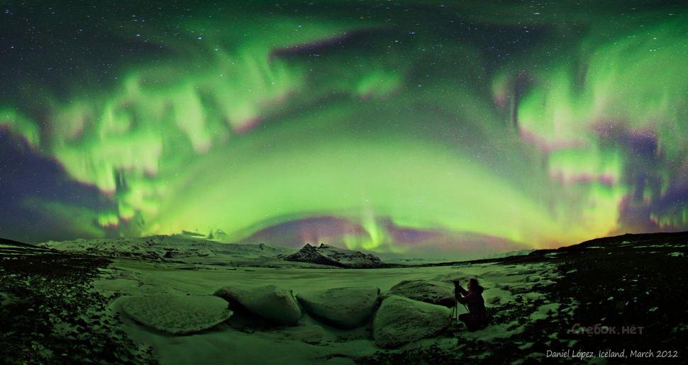 Северное Сияние (97 Фото)