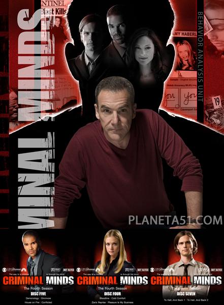 Мыслить как преступник (1-12 сезоны: 1-277 серии из 277) / Criminal Minds / 2005-2014 / ПМ (ДТВ, Fox Crime) / WEB-DLRip