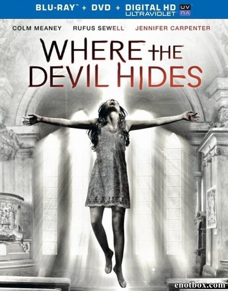 Рука Дьявола / Where the Devil Hides (2014/BDRip/HDRip)