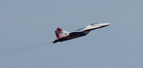 Миг-29ввоздухе