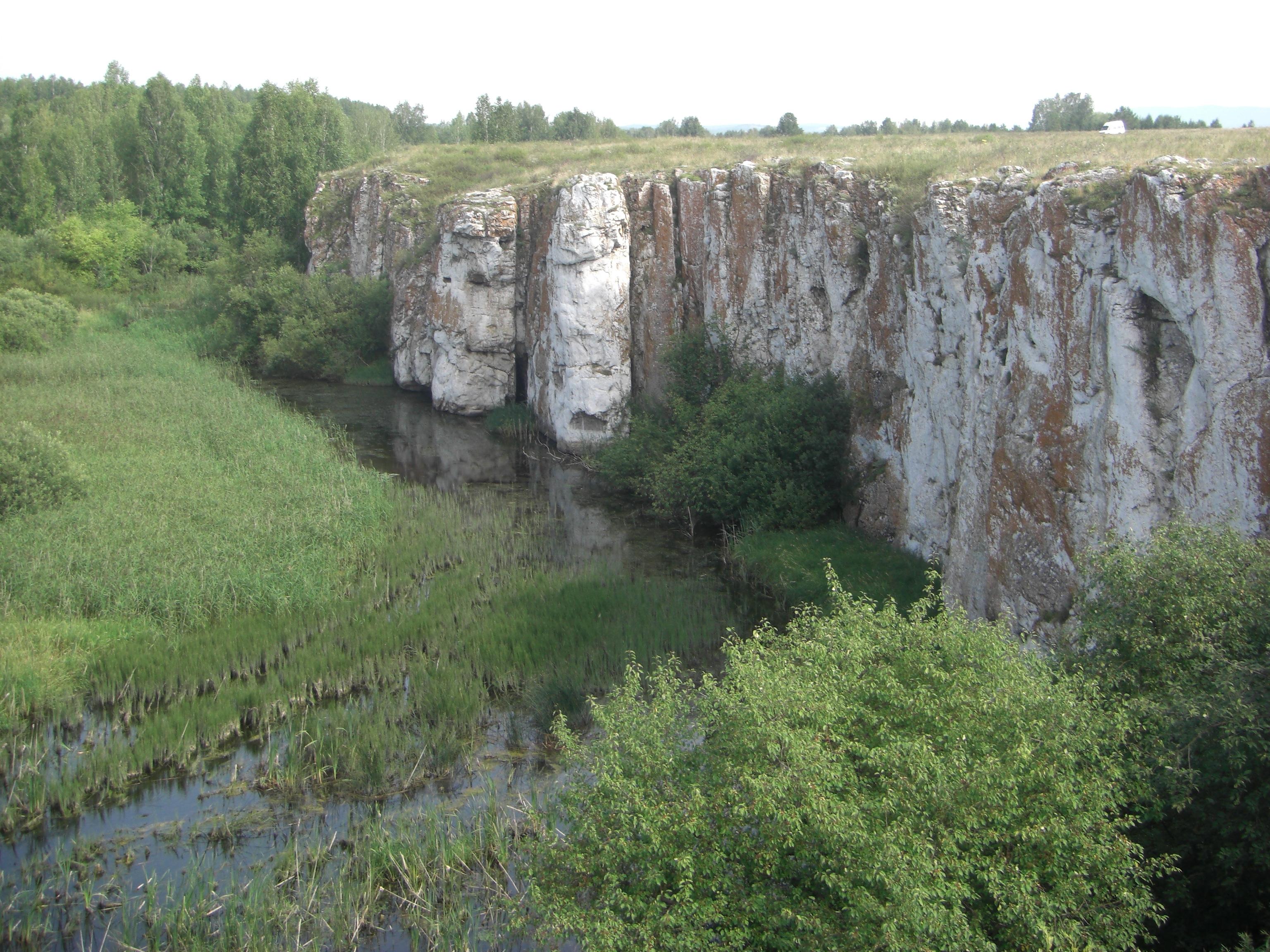Устиновский каньон (22.08.2014)