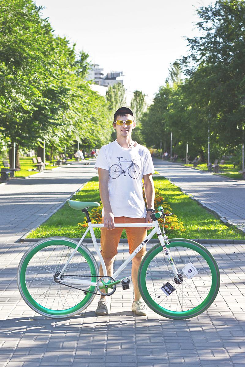 Фотопроект «Велосипедный стиль» Общество