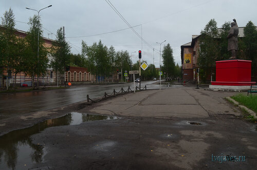 Фото города Инта №7138  Кирова 26 и 17 24.08.2014_12:11