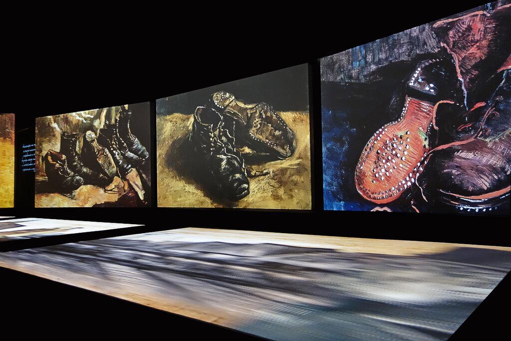 Выставка - Van Gogh Alive