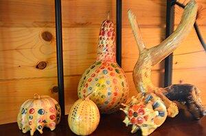 поделки из декоративной тыквы своими руками