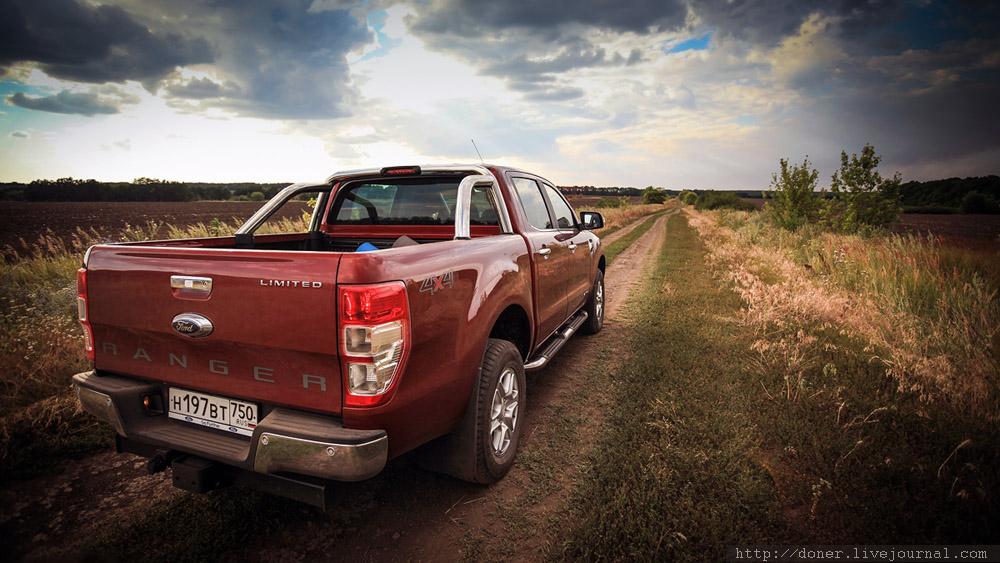 Ford ranger, форд, пикап
