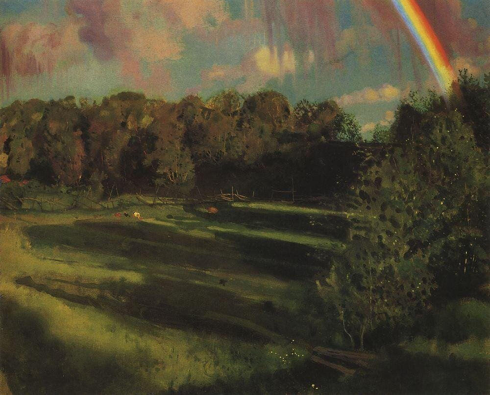 Вечерние тени. Силламяги. 1900-1917.jpg