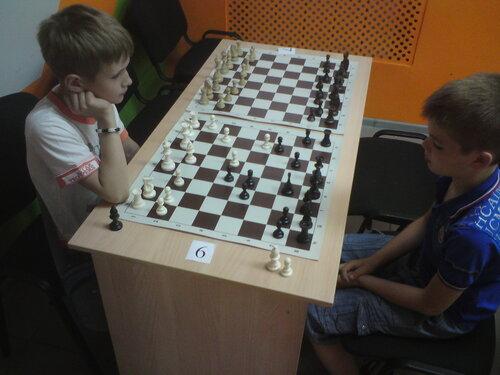 шахматы отборочный турнир