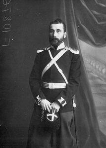 Портрет Н.Н. Упорникова - сотника Донской батареи. До 1914