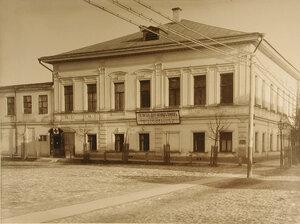 Общий вид здания госпиталя для раненых воинов