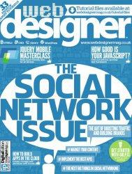 Журнал Web Designer - Issue No. 221