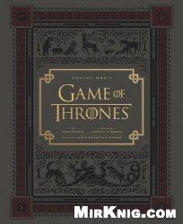 Книга Inside HBO's Game of Thrones