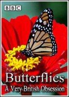 Книга Мир природы: Бабочки. Британская страсть / Butterflies A Very British Obsession (2011) SATRip avi 560Мб
