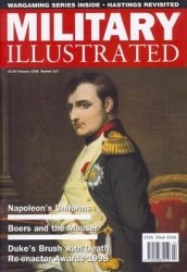 Military Illustrated: Past & Present №117