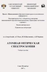 Книга Атомная оптическая спектроскопия